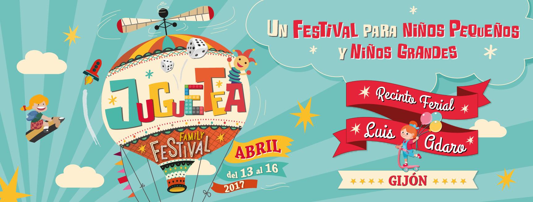 Juguetea Family Festival