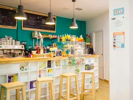 Dando la nota - Cafeterías en Madrid para ir con niños